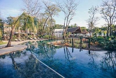 hôtel Nantipa Nanku piscine