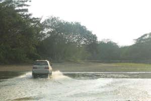 activités excursions visites costarica, piste et rivière dans la péninsule de Nicoya