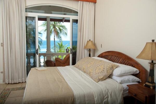 Hôtels de Santa Teresa, hôtel Tango Mar chambre ocean front
