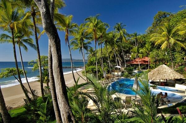 hôtel Tango Mar piscine
