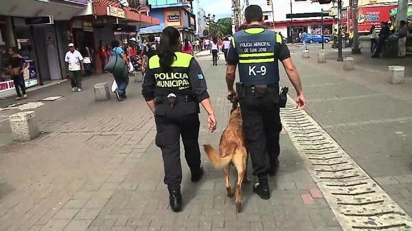 La sécurité au Costa Rica