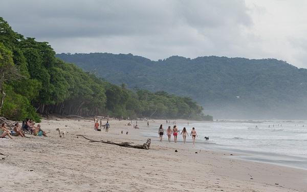 Playa Santa Teresa, côte Pacifique du sud de la péninsule de Nicoya, séjour sur mesure au Costa Rica