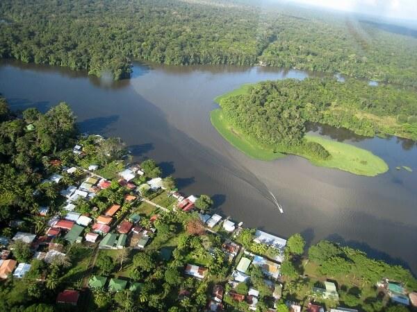 Tortuguero et son parc national